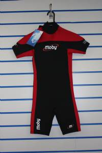 Moby Junior Shortie Wetsuit Size Large