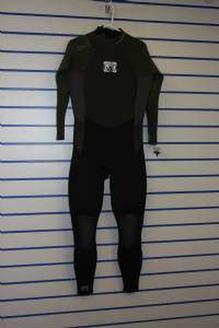 Body Glove Stealth Mens Wetsuit 4/5mm Size XL